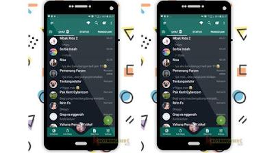 ialah aplikasi yang sangat terkenal dikalangan pengguna Android Cara Mengubah Tampilan WA Seperti Tampilan Instagram, Lebih Keren Dan Elegan