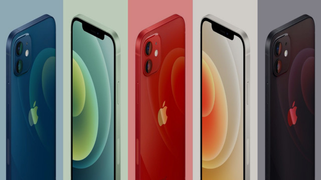 كل ما تريد معرفيه عن آيفون 12 التي تم الإعلان عنها ، iPhone 12 و iPhone 12 mini.