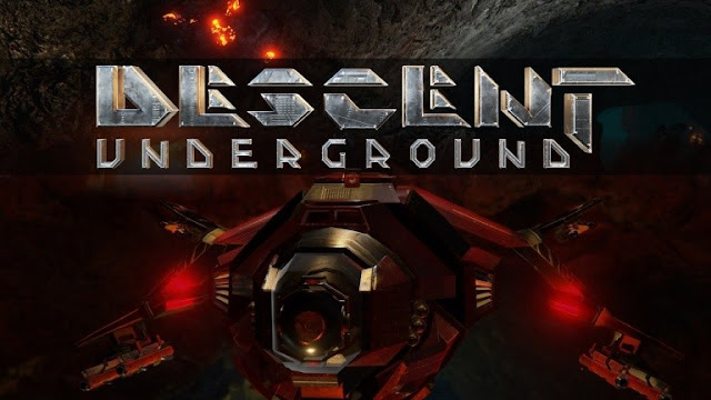 إصدار Descent : Underground قادم كذلك لأجهزة PS4 و Xbox One