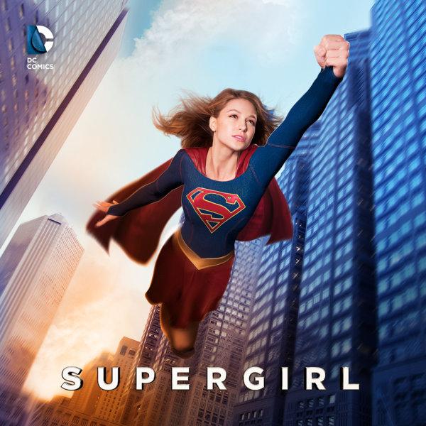 Resultado de imagem para super girl primeira temporada