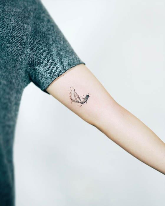 15+ Ideas de Tatuajes pequeños lindos para ti