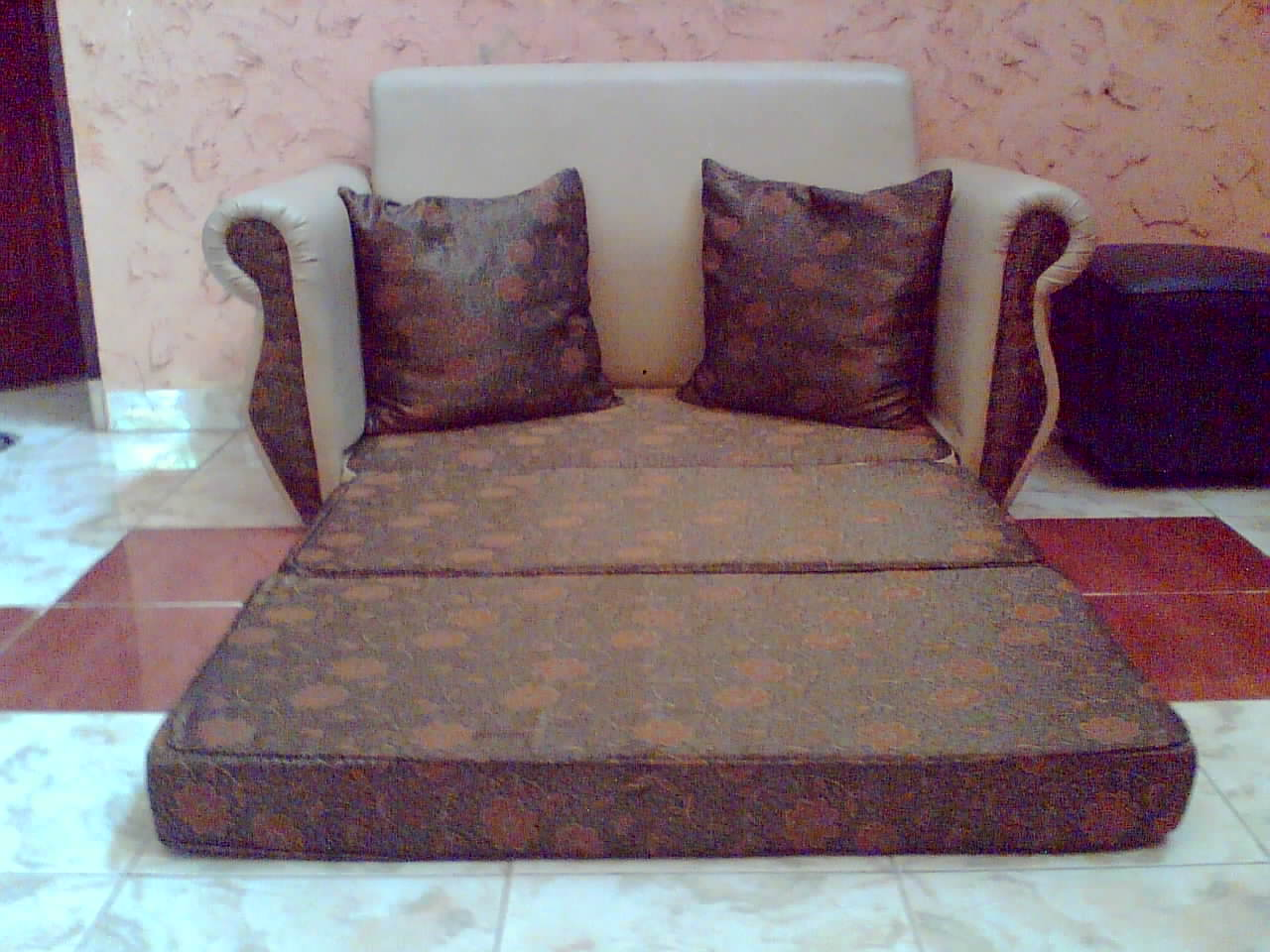 Sofa Bed Sofa Lipat