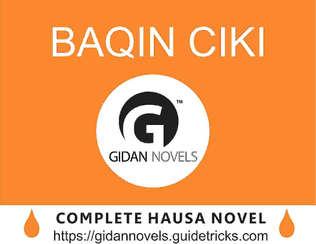 BAQIN CIKI COMPLETE (list of hausa novels)