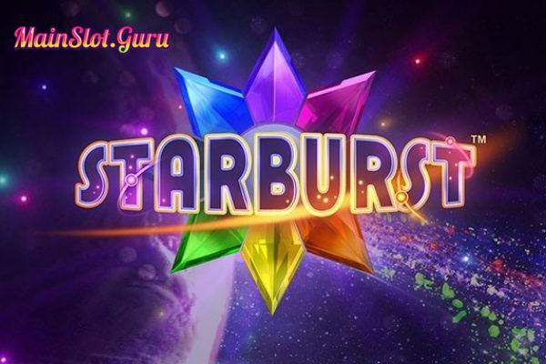 Main Gratis Slot Starburst NetEnt