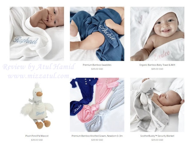 Personal Baby Gifts