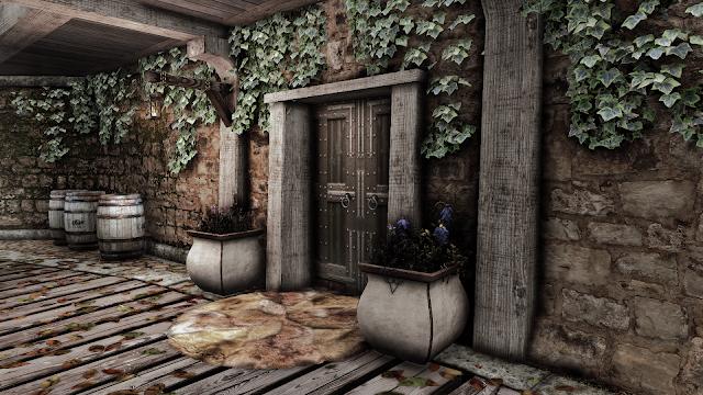 Рифтен от TES-Diesel - ретекстур для The Elder Scrolls V: Skyrim