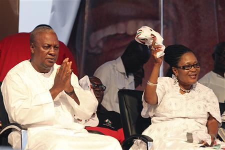 MP fingers Mahama, Lordina in DKM, et al scam