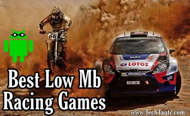 Low Mb Racing Games