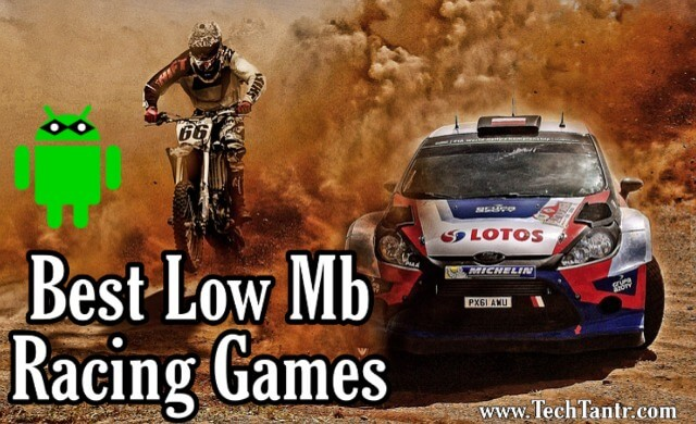 Best Low Mb Racing Games For Android In 2019