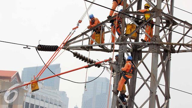 Untuk Proyek 35 Ribu MW, PLN Terlilit Hutang Hingga 500 Trilyun
