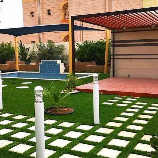 جلسات حدائق في الرياض