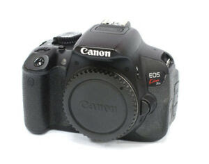 Canon EOS Kiss X6i DSLR Firmware Full Driversをダウンロード