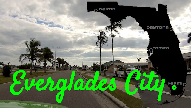 Everglades City, Florida USA