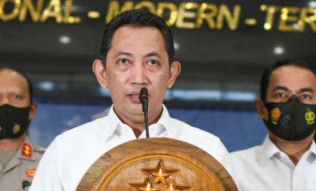 Komjen Sigit disebut calon Kapolri pilihan Presiden Jokowi