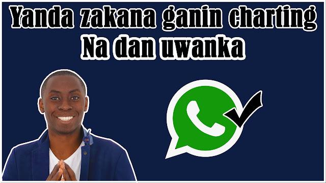 Yanda zakana kallon charting din dan Uwanka