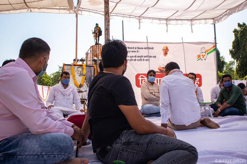 Kisan Satyagraha - Gandhi Jayanti