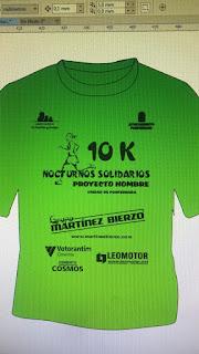 10 Km Nocturnos Ponferrada 2019