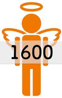 エンジェルナンバー 1600
