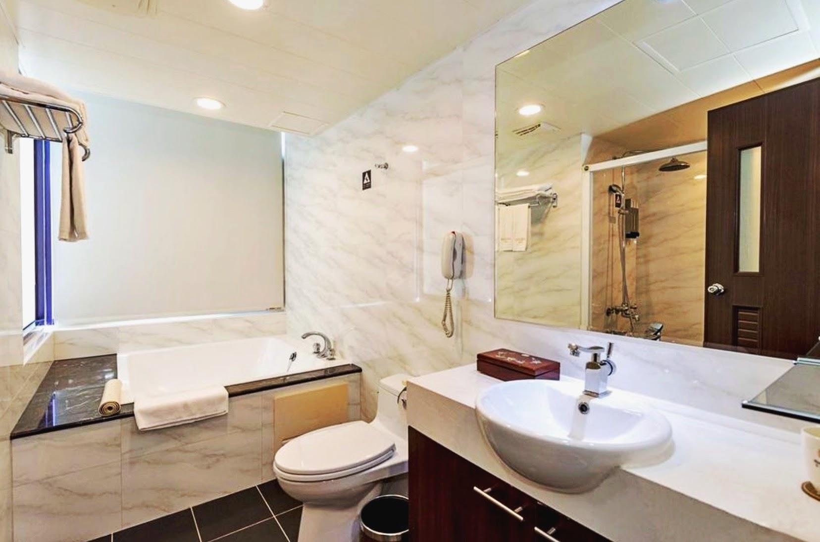 台中市防疫旅館推薦。透氣陽台|超大室內空間|高CP值防疫旅館
