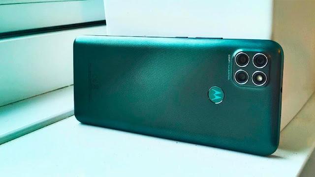5. Moto G9 Power