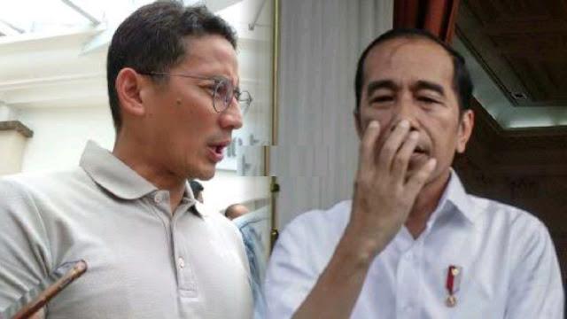 Jokowi Mau Kemiskinan Ekstrem 0 Persen, Sandi: Realistis Bikin Target!