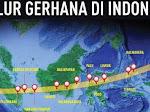 Jam Berapa Shalat Gerhana Matahari 9 Maret? Ini Waktu-waktunya se Indonesia