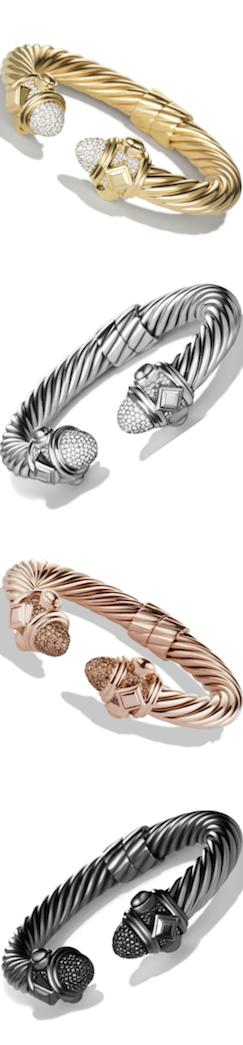 David Yurman Renaissance Bracelets