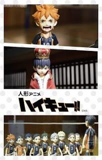 تقرير أوفا هايكيوو!! Haikyuu!! (OVA)