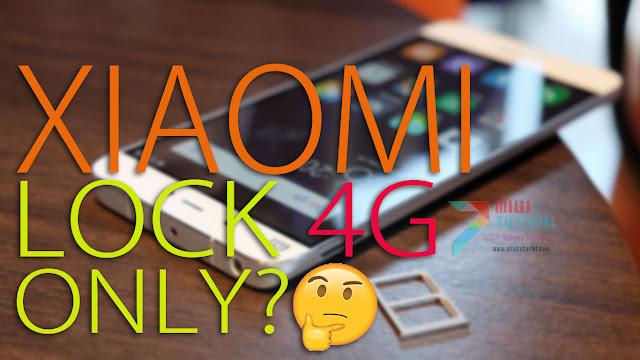 Seperti Inilah Cara Mengunci Jaringan 4G LTE Only di Seluruh Smartpone Xiaomi Tanpa Root SuperSU: Pastinya Kecepatan Internet Makin Stabil