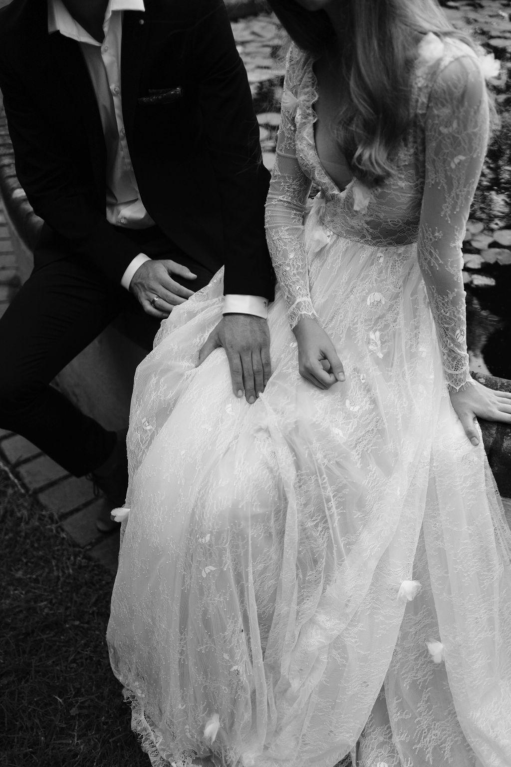 SCENIC RIM BRIDE X HIGH GARDEN ESTATE