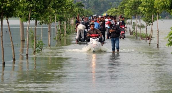 Warga Belum Keluhkan Kesehatan Pasca Banjir di Kota Solo