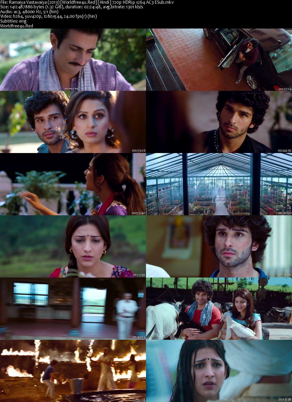 Ramaiya Vastavaiya 2013 Hindi HDRip 720p