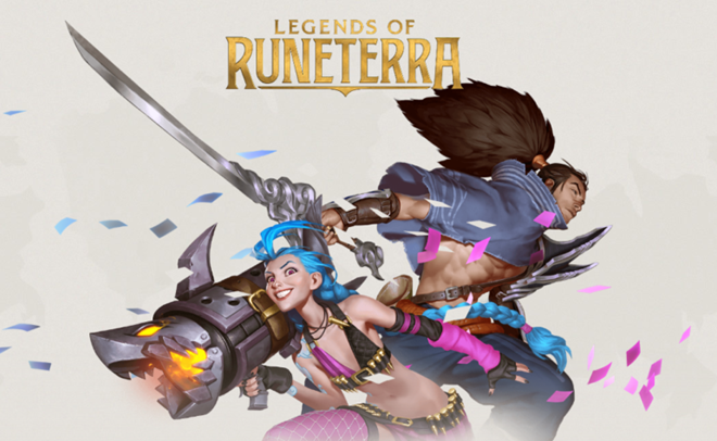 Legend Runeterra | Legends of Runeterra