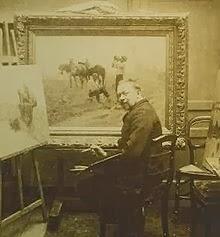 Georges Maroniez a peint de très beaux tableaux à Equihen Plage
