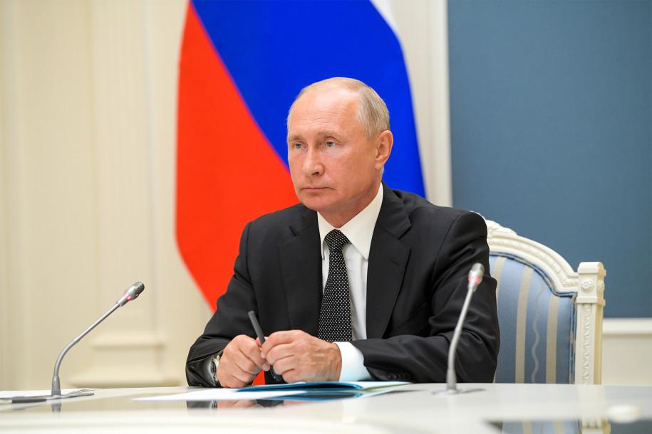 RUSSIA - President Vladimir Putin to step down next year