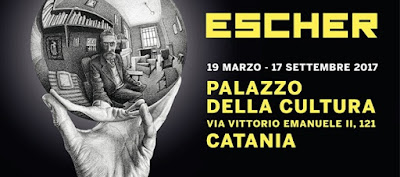 eschermania a catania