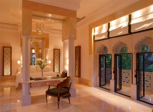 Huge Rooms of Amanbagh Resort