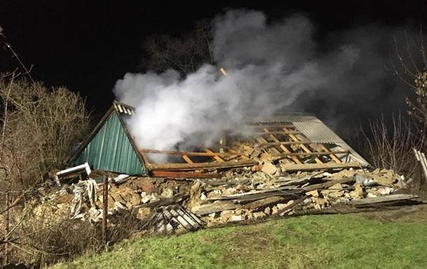На Полтавщині вибух знищив житловий будинок, є жертви