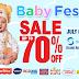 Sale Alerts: Baby Fest 3-day Sale