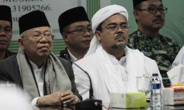 Panggilan 212 : Ingatan Kolektif Umat Islam Pada Ahok, Ma'ruf Amin dan Habib Rizieq
