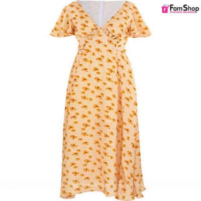 Váy maxi đi biển V518