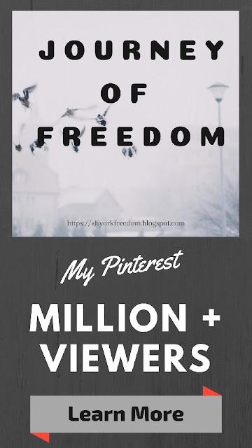 Life of Freedom, ahyorkfreedom