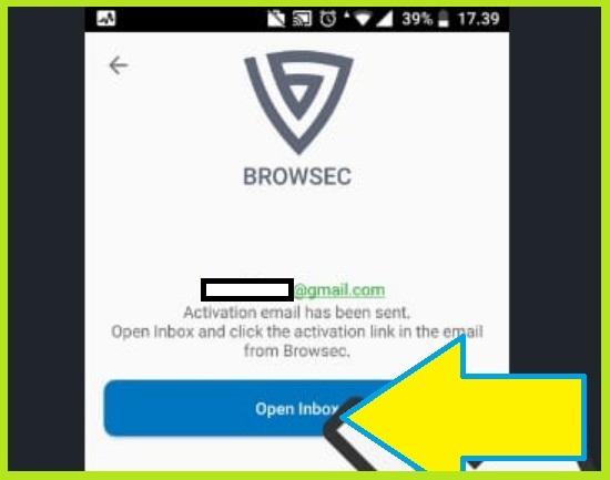 Cara Menggunakan Browsec VPN Di Hp Android 2