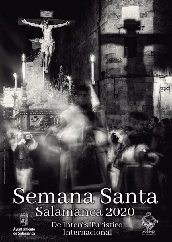 Cartel de la Semana Santa 2020 de Salamanca