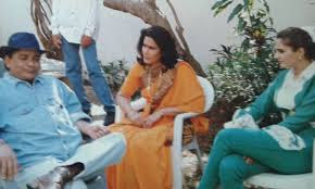 Ramayan Mandodri Aparajita Bhushan Biography in Hindi