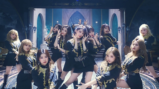 [MUSIC VIDEO] IZ*ONE – Vampire