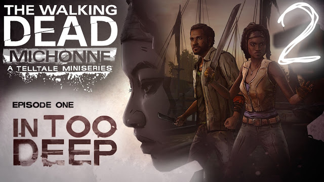 تحميل لعبة The Walking Dead Michonne Episode 2 برابط واحد مباشر