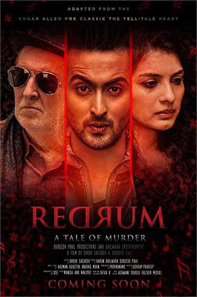 Redrum: A Love Story 2018 Full Hindi Movie Download HDRip 1080p