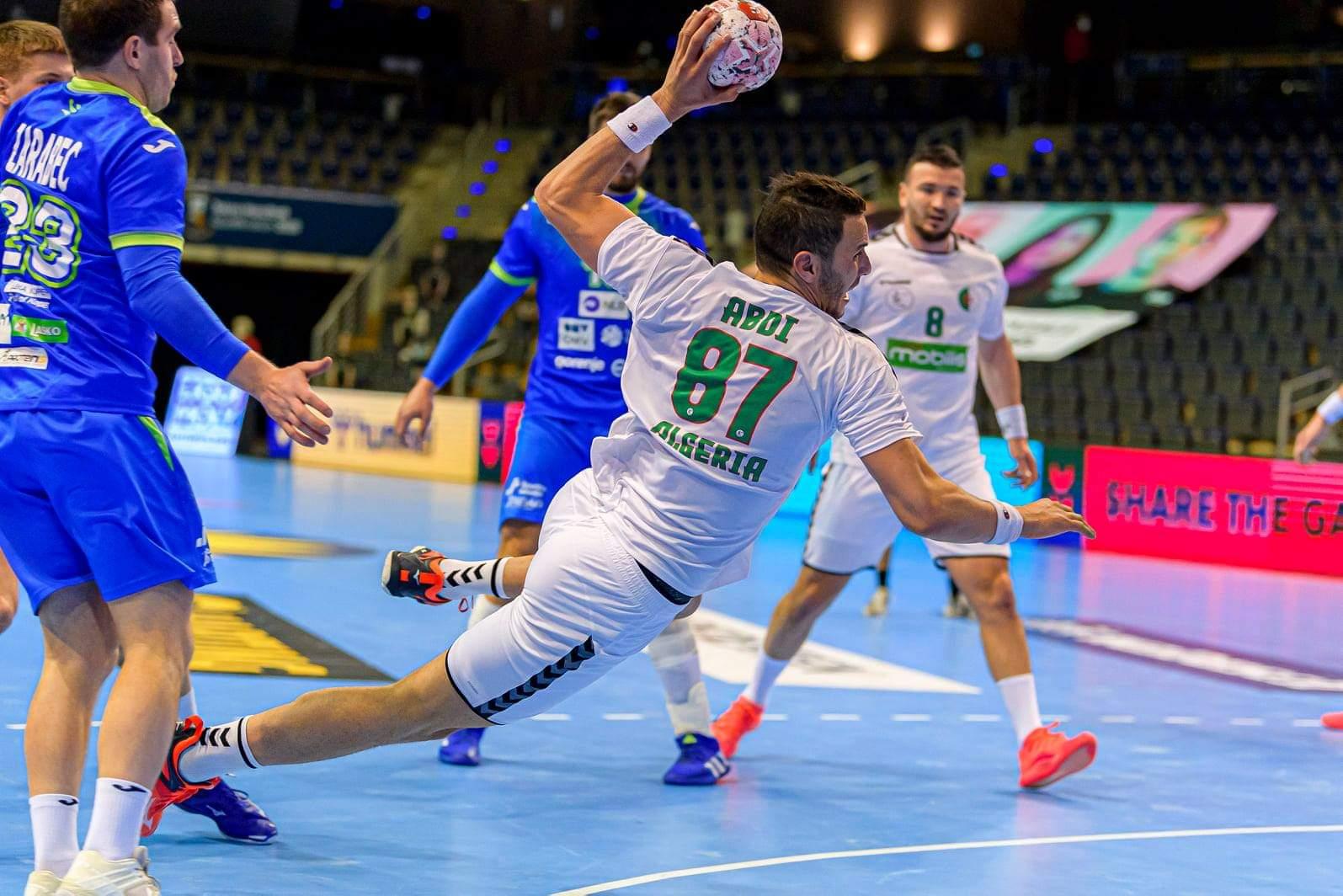 الملحق العالمي المؤهل للألعاب الأولمبية: المنتخب الجزائري ينهزم أمام سلوفينيا