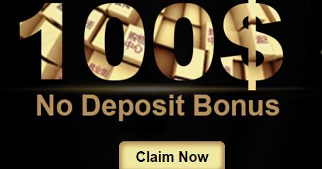 Welcome bonus forex 100